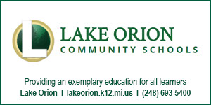 Lake Orion Community Schools, Lake Orion, Michigan. Providing an exemplary education for all learners
